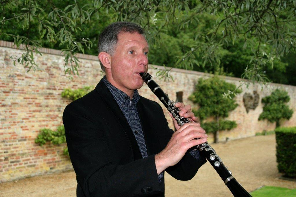 Arjan Eek klarinettist