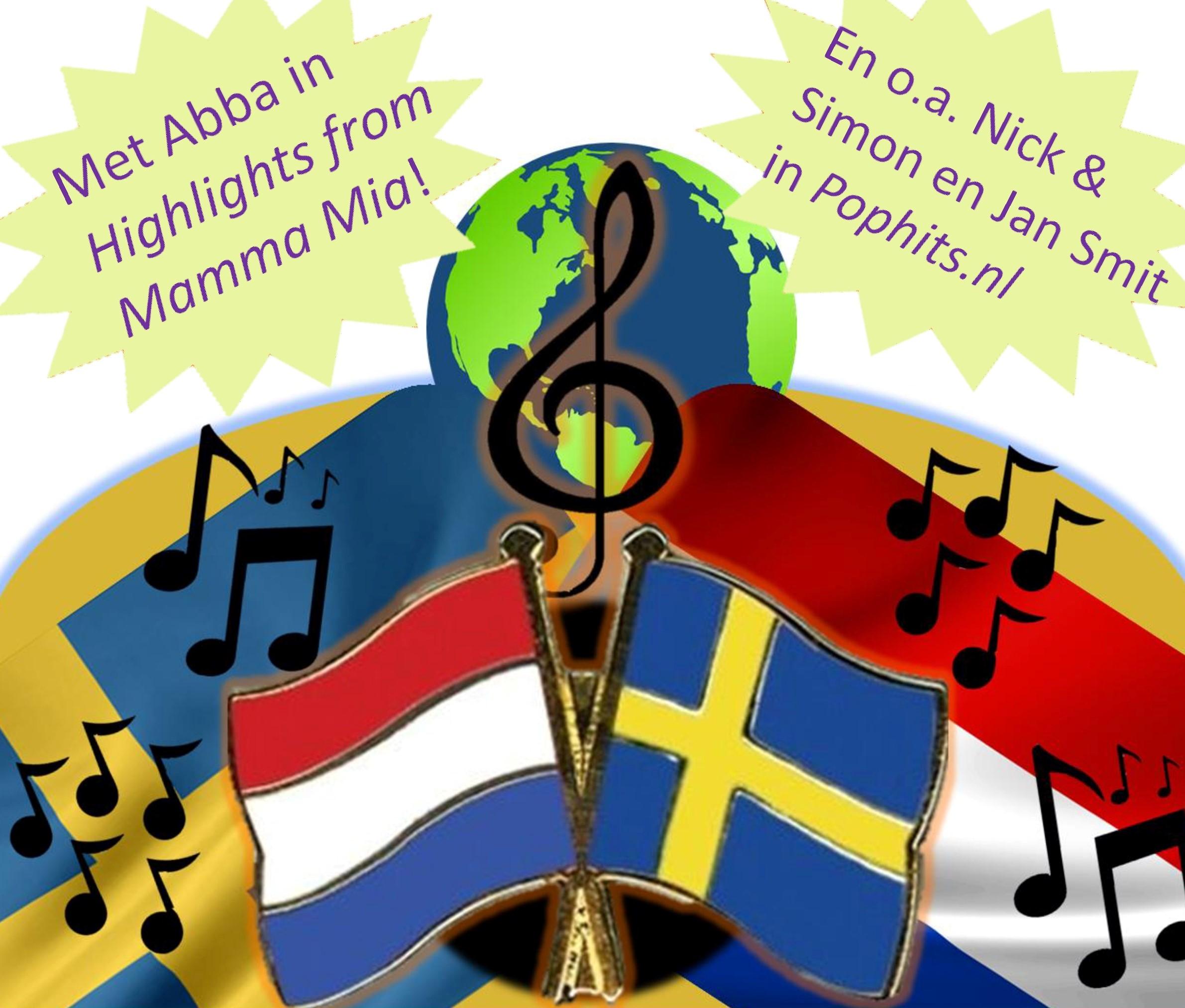 Concert Zweden-Nederland