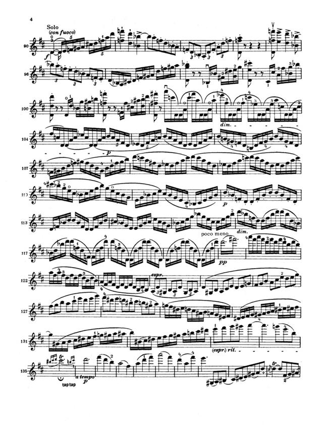 Vioolconcert Brahms